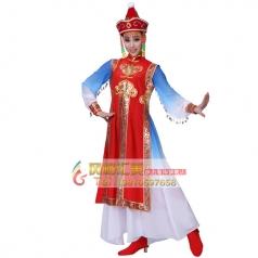 制作蒙古族服装大全专业演出服装批发工厂_风格汇美演出服饰