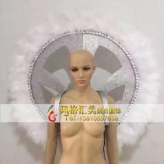 新款桑巴舞演出服,狂欢节羽毛服定制专家_风格汇美演出服饰