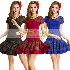 新款广场舞衣服批发,广场舞种服饰定做厂家_风格汇美演出服饰