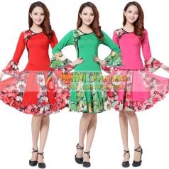 新款广场舞服装,广场舞服装订做,广场舞演出服装定制专家_风格汇美演出服饰