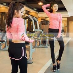 瑜伽服套装,健身瑜伽服定制专家_风格汇美演出服饰