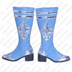 民族舞蹈鞋 蒙古族舞蹈靴批发厂家_风格汇美演出服饰