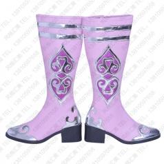 民族舞蹈靴子 新疆藏族舞蹈靴批发厂家_风格汇美演出服饰