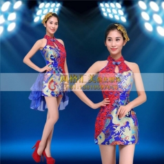 现代舞服装定制 现代舞演出服批发厂家_风格汇美演出服饰