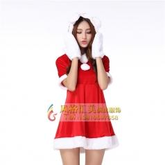 圣诞装演出服 万圣节演出服装圣诞节服装女_风格汇美演出服饰