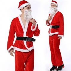 圣诞节服装男,圣诞服装批发_风格汇美演出服饰