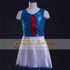 儿童合唱服厂家 儿童合唱服定制_风格汇美演出服饰