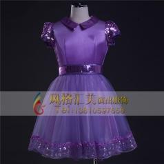 儿童合唱舞蹈服 儿童合唱演出服_风格汇美演出服饰