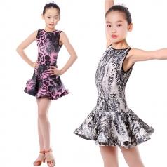 拉丁舞蹈裙表演服舞台服饰拉丁服_风格汇美演出服饰