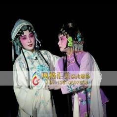 舞台戏曲京剧服饰牡丹亭表演服装定制设计表演服_风格汇美