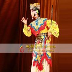 戏剧服霸王别姬戏曲舞台表演服装演出戏剧服装_风格汇美