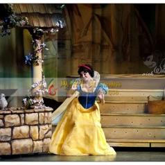 舞台剧白雪公主话剧服装定做设计批发_风格汇美演出服装