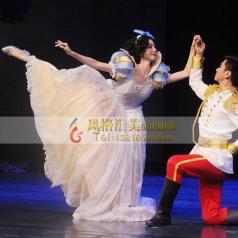 舞台剧白雪公主表演服装定制_风格汇美演出服饰