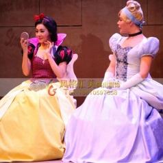 白雪公主舞台剧服装表演服装定做_风格汇美演出服饰