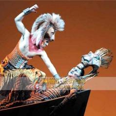 狮子王服装舞台头饰定做批发供应_风格汇美演出服饰