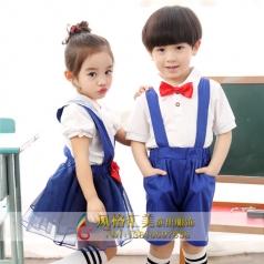 校园儿童舞台服装定制_风格汇美演出服饰