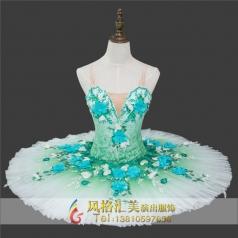 新款芭蕾舞服装演出服定制_风格汇美演出服饰