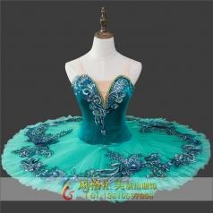 芭蕾舞演出舞台服装定做_风格汇美演出服饰