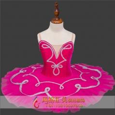 新款女童儿童舞蹈演出芭蕾服饰定制_风格汇美演出服饰