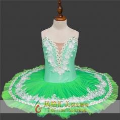 少儿芭蕾服装演出蓬蓬裙舞蹈服批发供应_风格汇美演出服饰