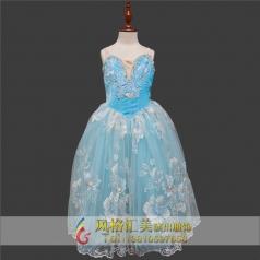 古典芭蕾舞服表演服装定制_风格汇美演出服饰
