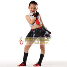 新款少儿舞台表演服装厂家_风格汇美演出服饰
