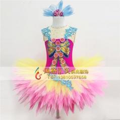 新款儿童舞台舞蹈演出服装定做_风格汇美演出服饰