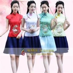 五四青年古装民国风女学生古代服装