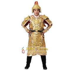 新款将军铠甲服装古装盔甲定做盔甲道具设计