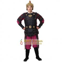 盔甲服装影视古装盔甲士兵舞台盔甲定做