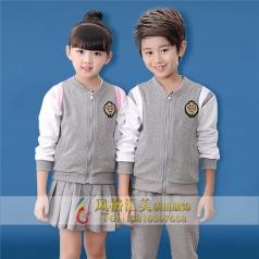 校园服装学校演出服装儿童男女演出服装厂家