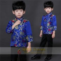 新款儿童演出表演服装礼服定制设计厂家直销
