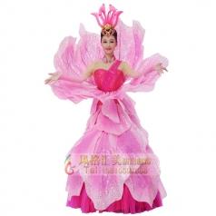 新款古典舞蹈服装定制设计厂家直销