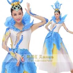 新款古典表演服装定制设计厂家直销