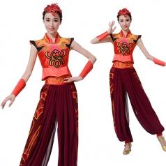 新款古典舞蹈服装定制设计表演服装厂家