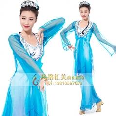 经典剧目《春江花月夜》舞台舞蹈演出服装艺考成人舞蹈表演服装新款舞台演出服装定制!