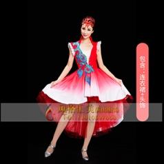 经典剧目《不忘初心》舞蹈演出服装男女款艺考舞蹈演出服装新款舞台表演服装定制!